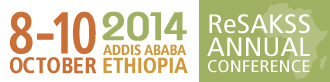2014 ReSAKSS Africa Conference