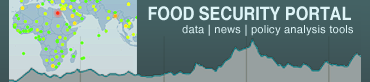 adbloc image linking to the Food Security Portal